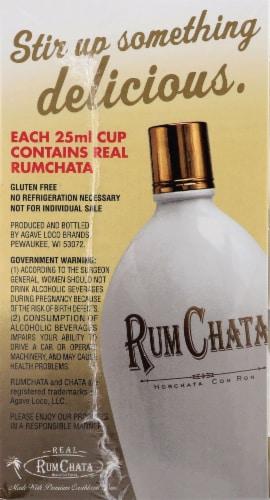 Rum Chata Mini-Chatas Single-Serve Creamer Cups Perspective: right