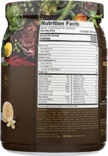 PlantFusion® Phood™ Vanilla Meal Shake Perspective: right