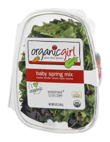organicgirl Baby Spring Mix Perspective: right