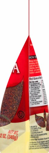 Nature's Earthly Choice Red Quinoa Perspective: right