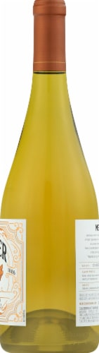 Mercer Canyons Chardonnay Wine Perspective: right