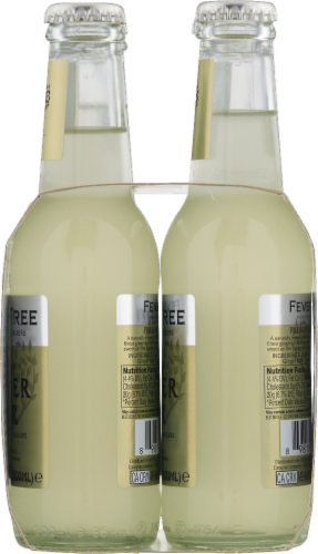 Fever-Tree Premium Ginger Beer Perspective: right