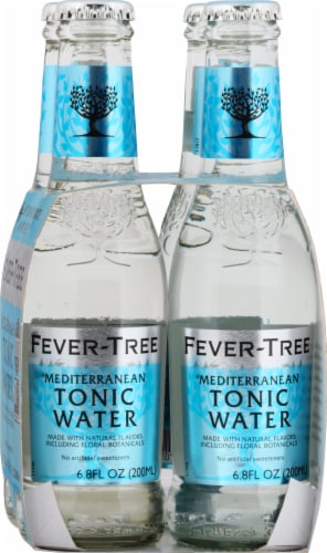 Fever-Tree Mediterranean Tonic Water Perspective: right