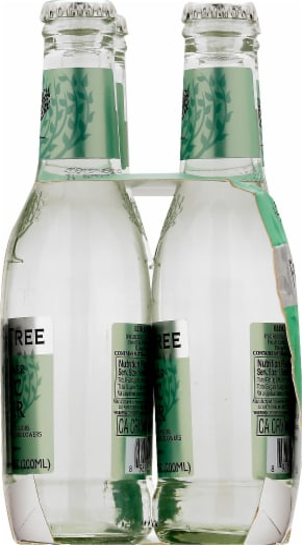 Fever-Tree Elderflower Tonic Water Perspective: right