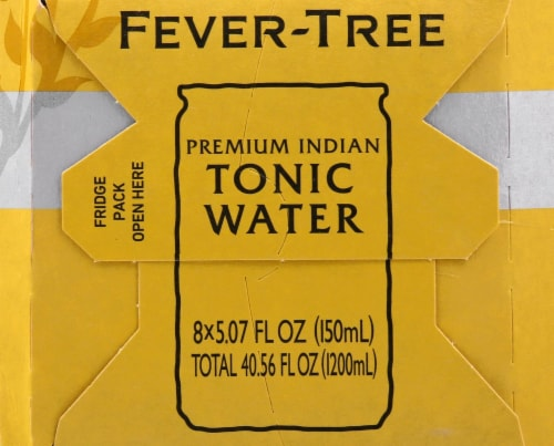 Fever-Tree Premium Indian Tonic Water Perspective: right