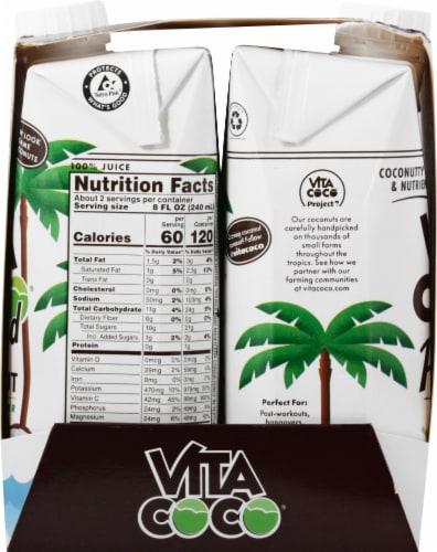 Vita Coco The Original Pressed Coconut Water Perspective: right
