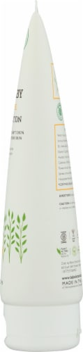 Babo Botanicals® Sensitive Baby Fragrance Free Daily Hydra Lotion Perspective: right