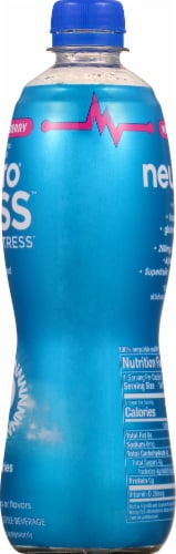 Neuro Bliss White Raspberry Drink Perspective: right