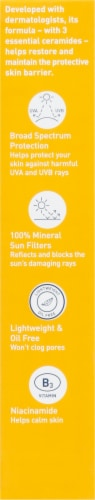 CeraVe Hydrating Mineral Face Sunscreen SPF 50 Perspective: right
