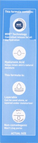 CeraVe Hydrating Hyaluronic Acid Serum Perspective: right