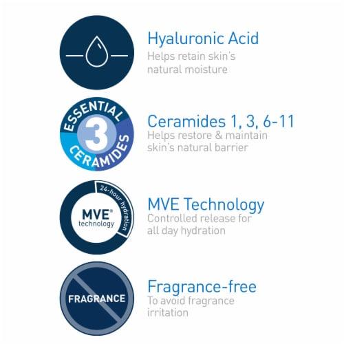 CeraVe Moisturizing Cream Perspective: right