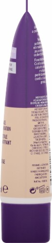 Rimmel Stay Matte 085 Fair Beige Foundation Perspective: right
