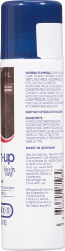 Clairol Root Touch-up Medium Brown Color Refreshing Spray Perspective: right
