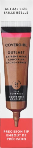 CoverGirl Outlast 872 Warm Tawny Extreme Wear Concealer Perspective: right