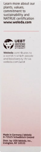 Weleda Sensitive Skin Almond Cleansing Lotion Perspective: right