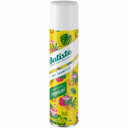 Batiste Instant Hair Refresh Tropical Dry Shampoo Perspective: right