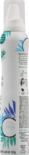 Batiste No Rinse Shampoo Waterless Coconut Milk Cleansing Foam Perspective: right