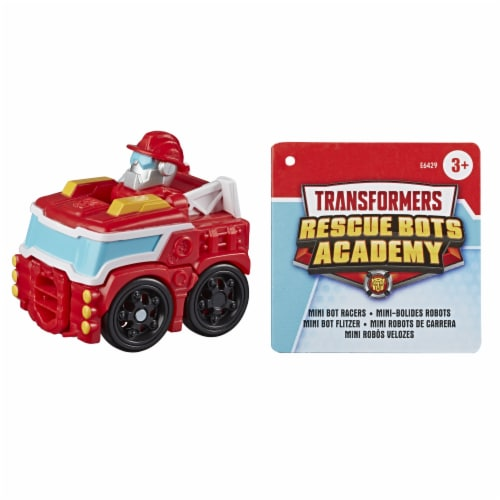 Hasbro Transformers Rescue Bots Academy Mini Bot Racers - Assorted Perspective: right