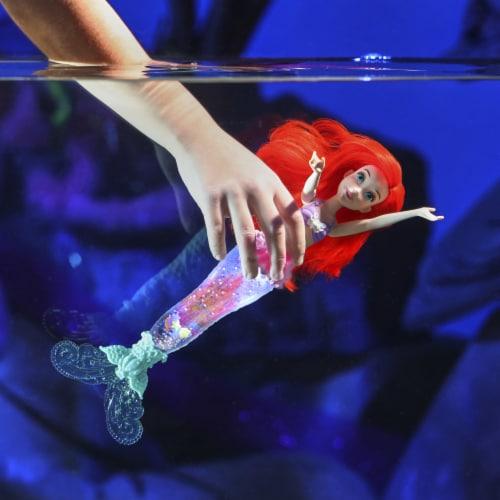 Hasbro Disney Princess Glittle 'n Glow Ariel Doll Perspective: right