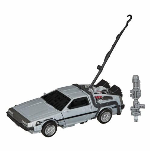Hasbro Transformers Collaborative Back to the Future Gigawatt Figure Perspective: right