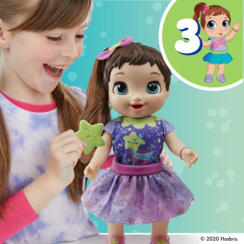 Baby Alive Baby Grows Up Dreamy - Shining Skylar or Star Dreamer Perspective: right