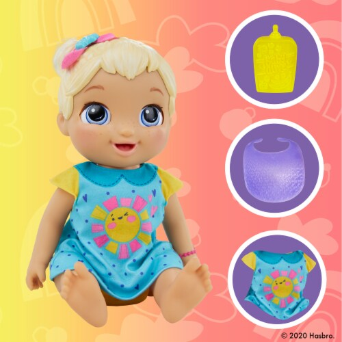 Baby Alive Baby Grows Up Happy - Happy Hope or Merry Meadow Perspective: right