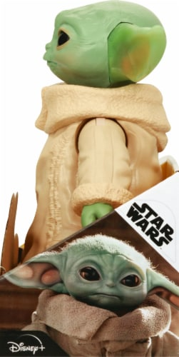 Hasbro Star Wars The Child Figure Perspective: right
