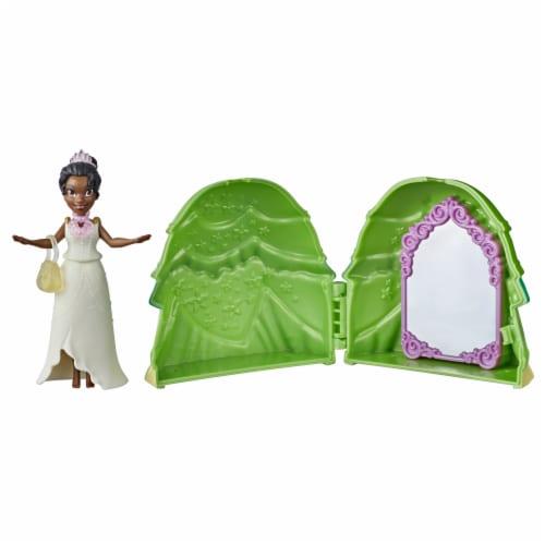 Hasbro Disney Princess Secret Styles Fashion Surprise Tiana Perspective: right
