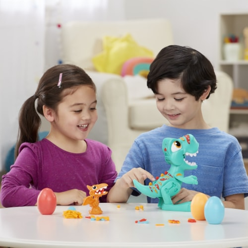 Play-Doh Dino Crew Crunchin' T-Rex Perspective: right