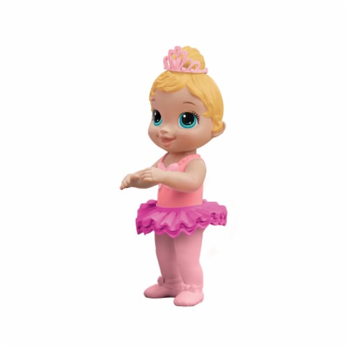 Hasbro Baby Alive Sweet Ballerina Blonde Hair Baby Doll - Pink Perspective: right