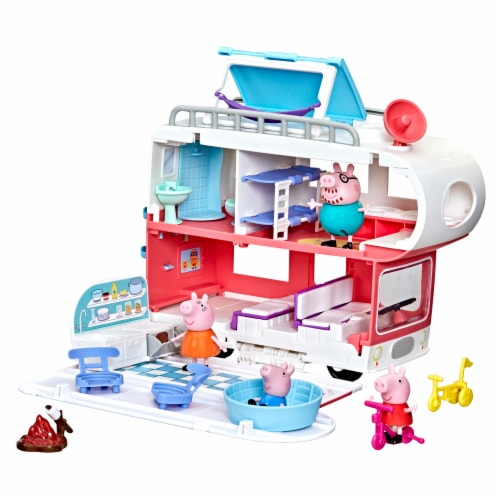 Peppa's Family Motorhome Playset Perspective: right