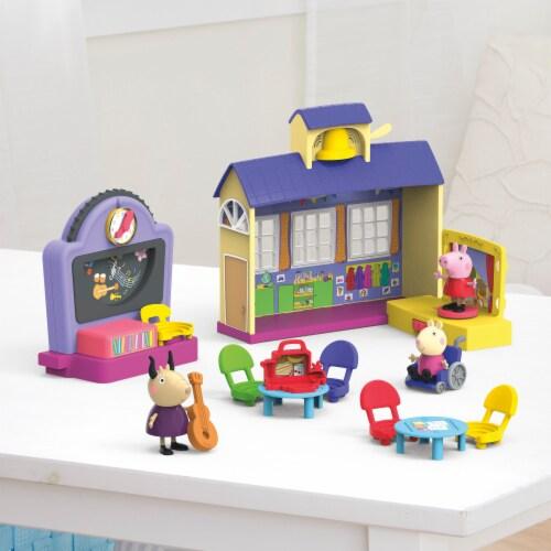 Hasbro Peppa's School Playset Perspective: right