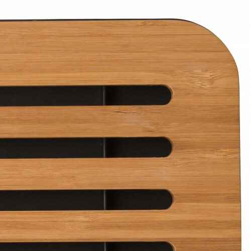 BergHOFF Ron Bamboo 2-Sided Multi-Function Cutting Board Perspective: right