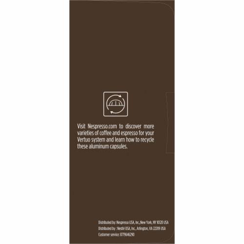 Starbucks Nespresso Espresso Roast Single Serve Coffee Capsules Perspective: right
