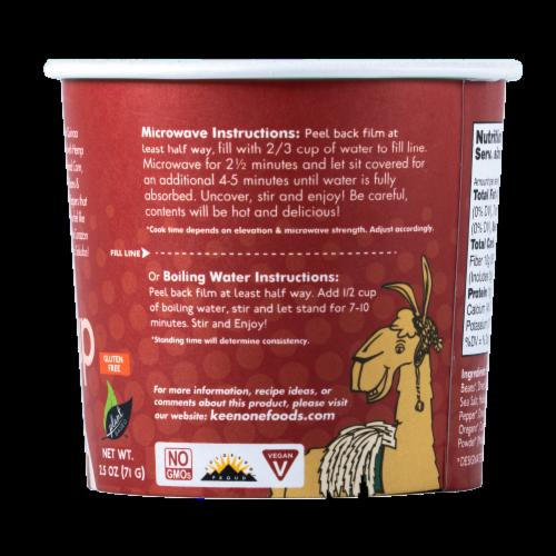 Keen One Quinoa Chipotle Quinoa Cup Perspective: right