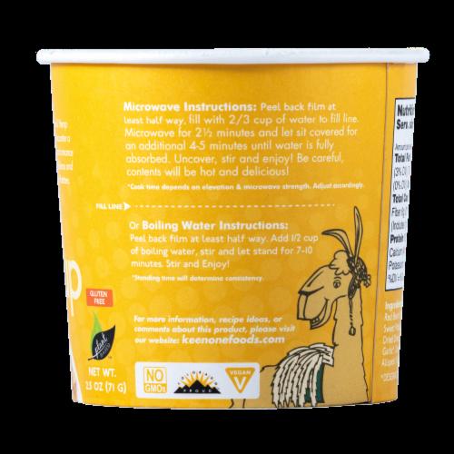 Keen One Quinoa Jamaican Jerk Quinoa Cup Perspective: right