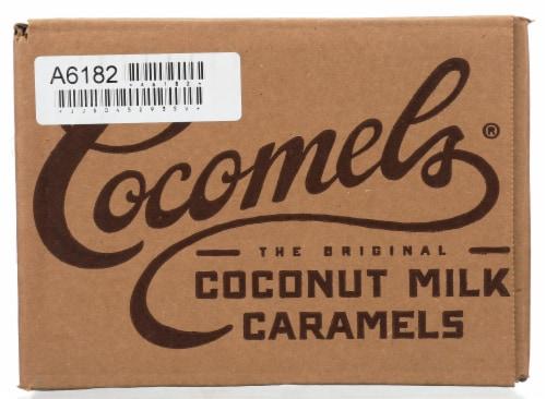 Cocomel - Organic Coconut Milk Caramels - Vanilla Perspective: right