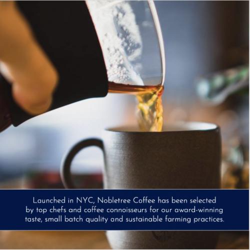 "Nobletree ""Royal Roast Empress"" Light Medium Roast Whole Bean Coffee, 5 lb Perspective: right"