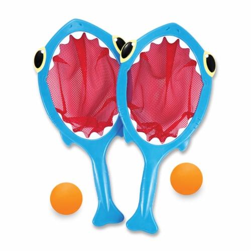 Melissa & Doug® Sunny Patch Spark Shark Toss & Catch Set Perspective: top