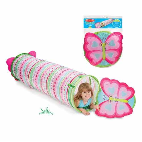 Melissa & Doug® Sunny Patch Cutie Pie Butterfly Tunnel Perspective: top