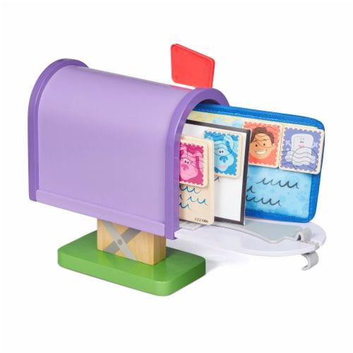 Melissa & Doug Blue Clues Mailbox Perspective: top