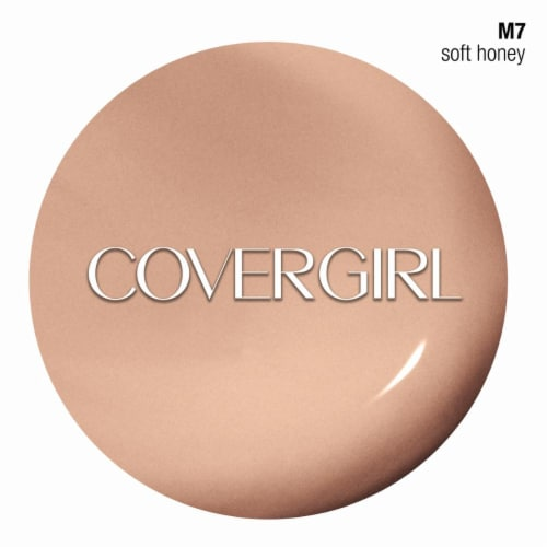 CoverGirl TruBlend Makeup Soft Honey Foundation Perspective: top
