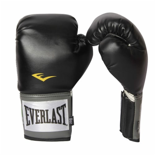 Everlast 100 LB Nevatear Heavy Bag Boxing Kit w/ Pro-Style Gloves and Hand Wraps Perspective: top