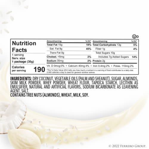 Confetteria Raffaello Candy Perspective: top