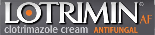Lotrimin® Anti-Fungal Athlete's Foot Clotrimazole Cream Perspective: top