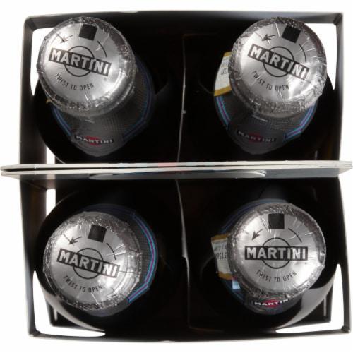 Martini & Rossi White Asti Sparkling Wine Perspective: top