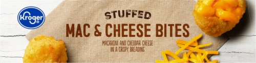 Kroger® Stuffed Mac & Cheese Bites Perspective: top