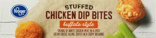 Kroger® Stuffed Buffalo Style Chicken Dip Bites Perspective: top