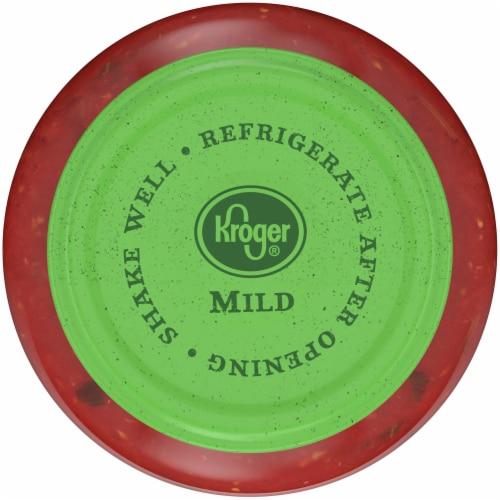 Kroger® Traditional Mild Salsa Perspective: top