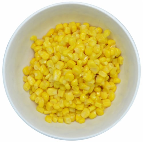 Simple Truth Organic® No Salt Added Super Sweet Whole Kernel Corn Perspective: top
